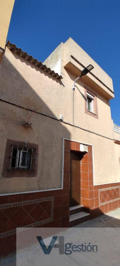 For sale of house in El Cuervo