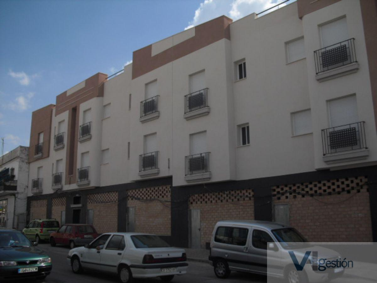 For sale of new build in Villamartín