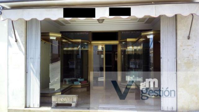 For rent of commercial in Villamartin