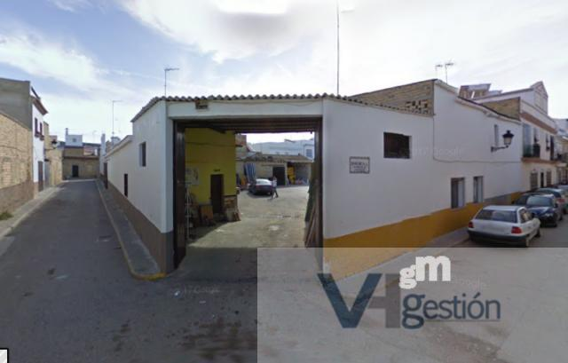 For sale of industrial plant/warehouse in Puerto Serrano