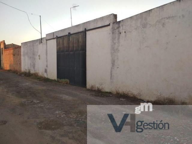 For sale of land in Villamartín