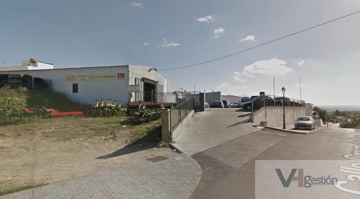 Venta de nave industrial en Arcos de la Frontera