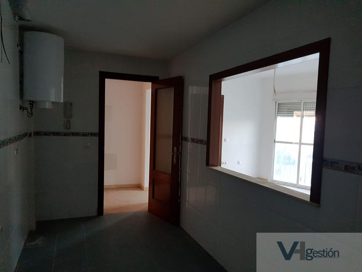 For sale of flat in Puerto Serrano