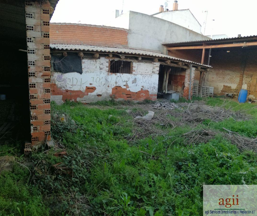 For sale of land in Alovera
