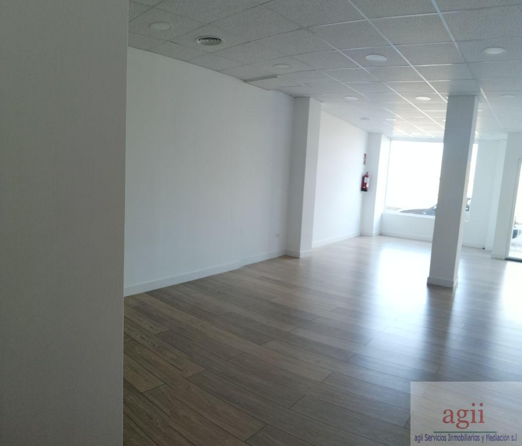 For rent of office in Alovera