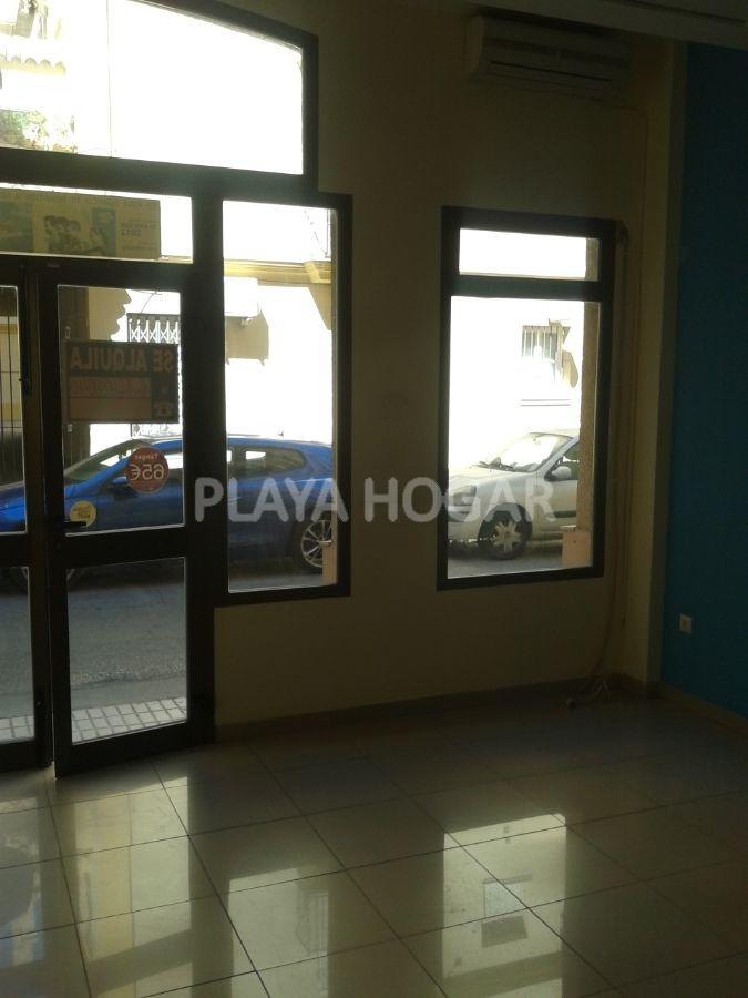 For rent of commercial in Sanlúcar de Barrameda