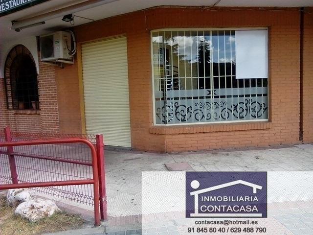 For sale of commercial in Colmenar Viejo