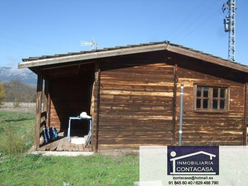 For sale of rural property in Colmenar Viejo