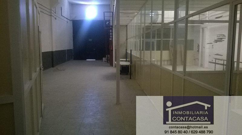 For rent of industrial plant/warehouse in Colmenar Viejo
