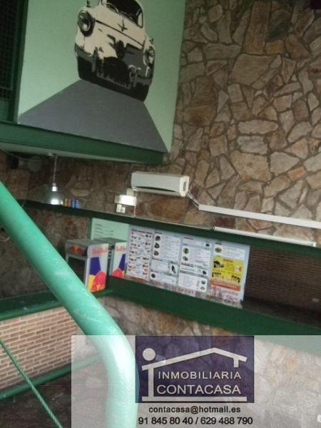 Alquiler de local comercial en Guadalix de la Sierra
