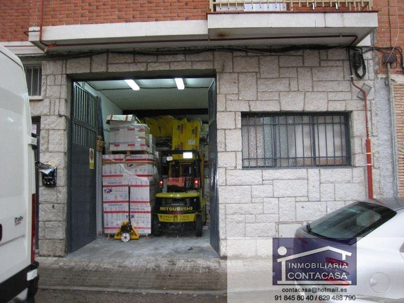 For sale of industrial plant/warehouse in Colmenar Viejo