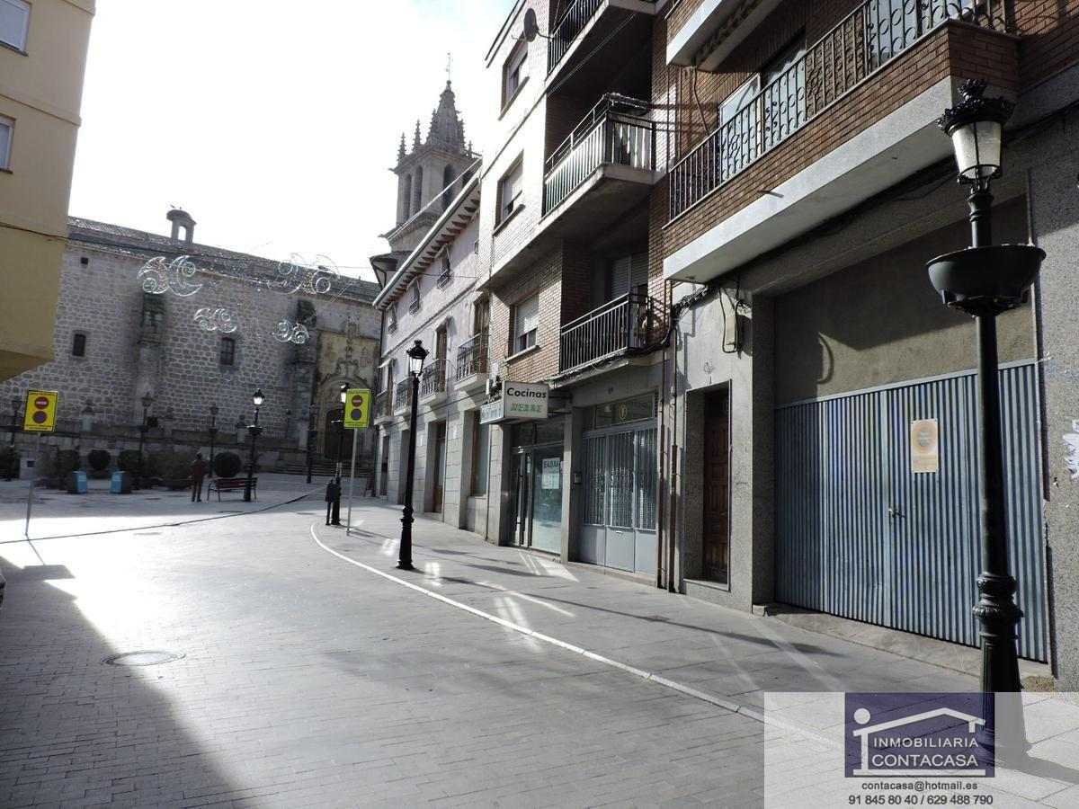 For sale of flat in Colmenar Viejo