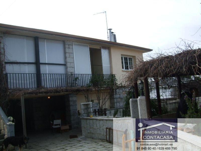 For sale of chalet in Colmenar Viejo