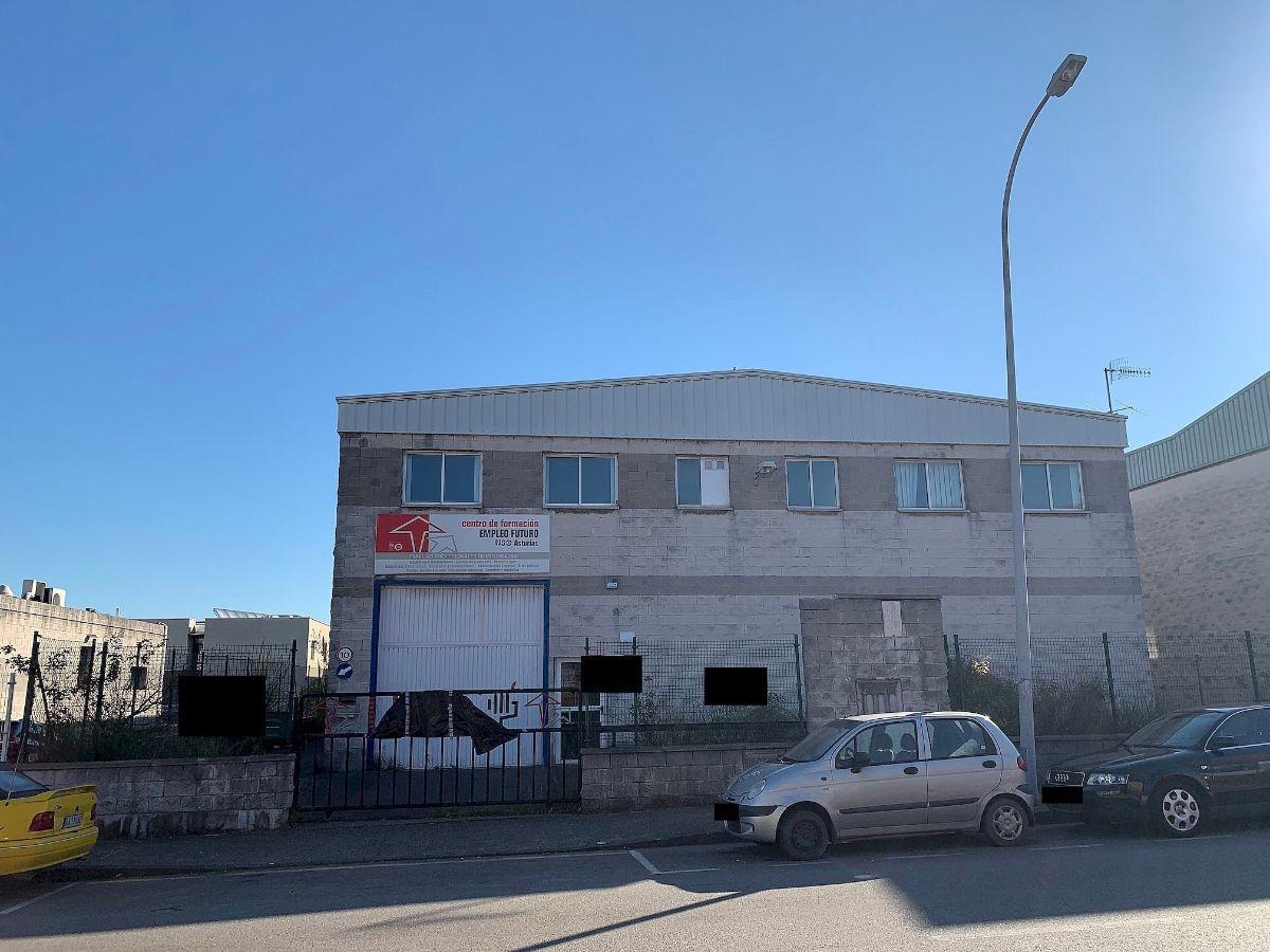 Venta de nave industrial en Gijón