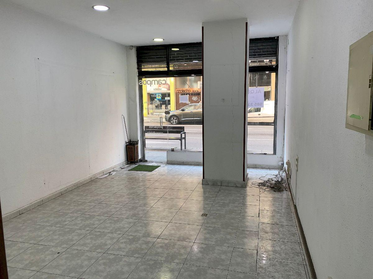 For rent of commercial in Gijón