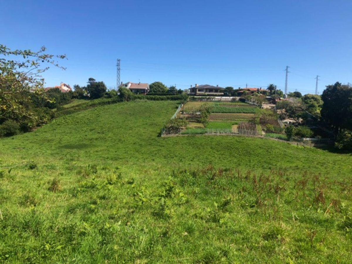 For sale of land in Gijón
