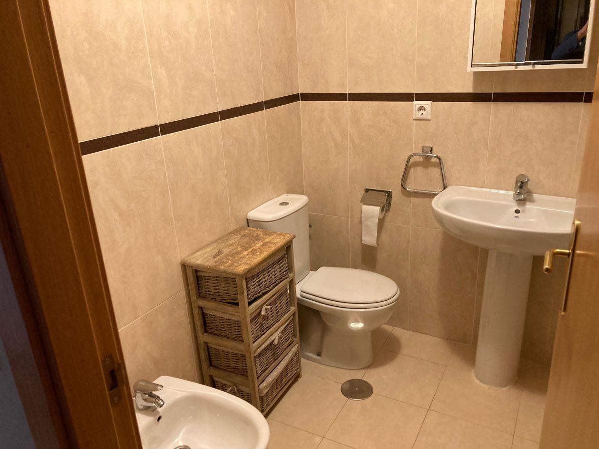 For sale of flat in San Juan de la Arena