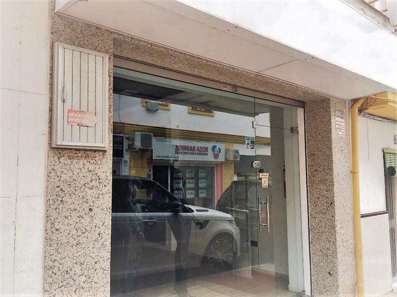 Alquiler de local comercial en San Pedro de Alcántara