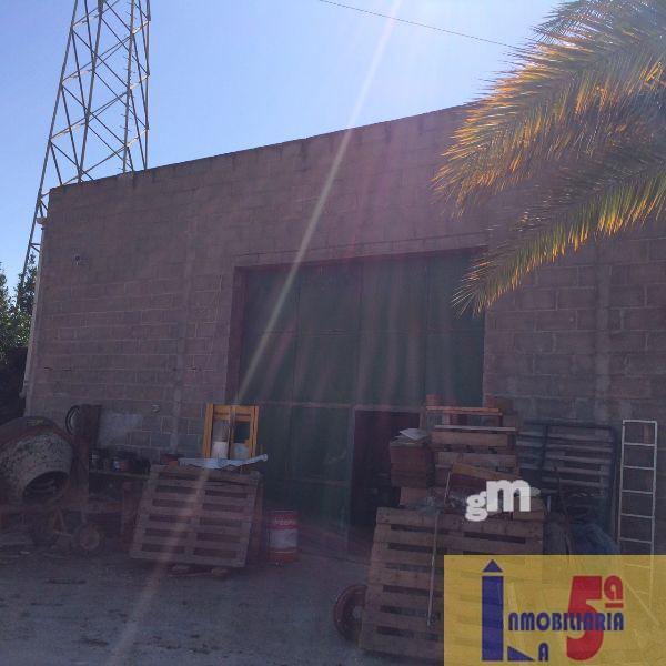 For sale of land in La Algaba