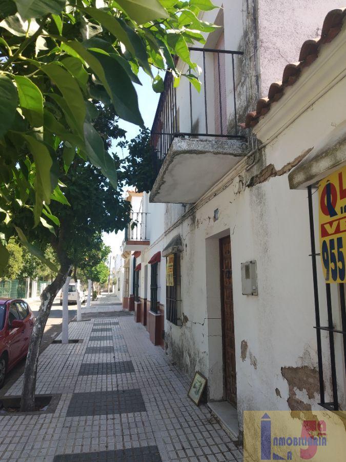 Venta de casa en La Algaba