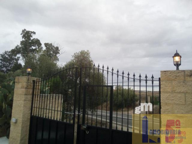 For sale of rural property in La Algaba