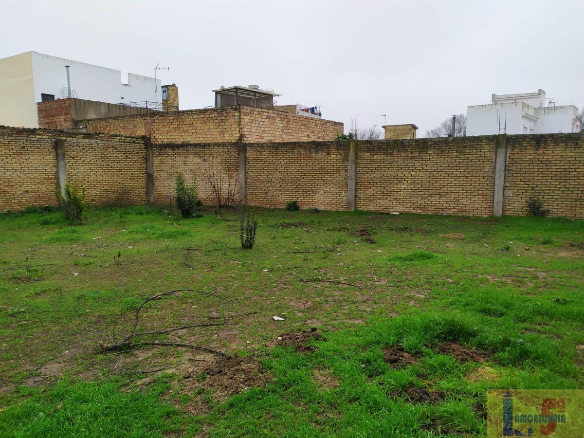 Venta de terreno en La Algaba