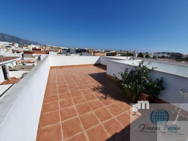 For sale of penthouse in Mijas Costa