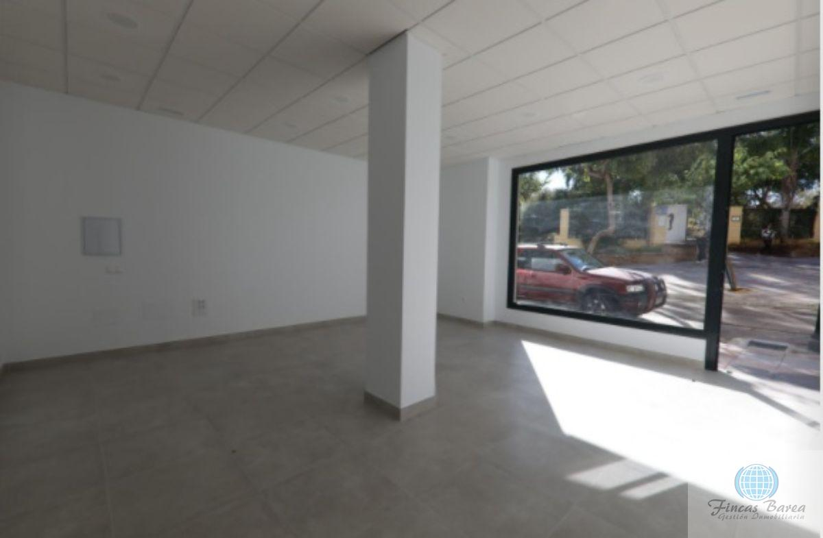 For rent of commercial in Fuengirola