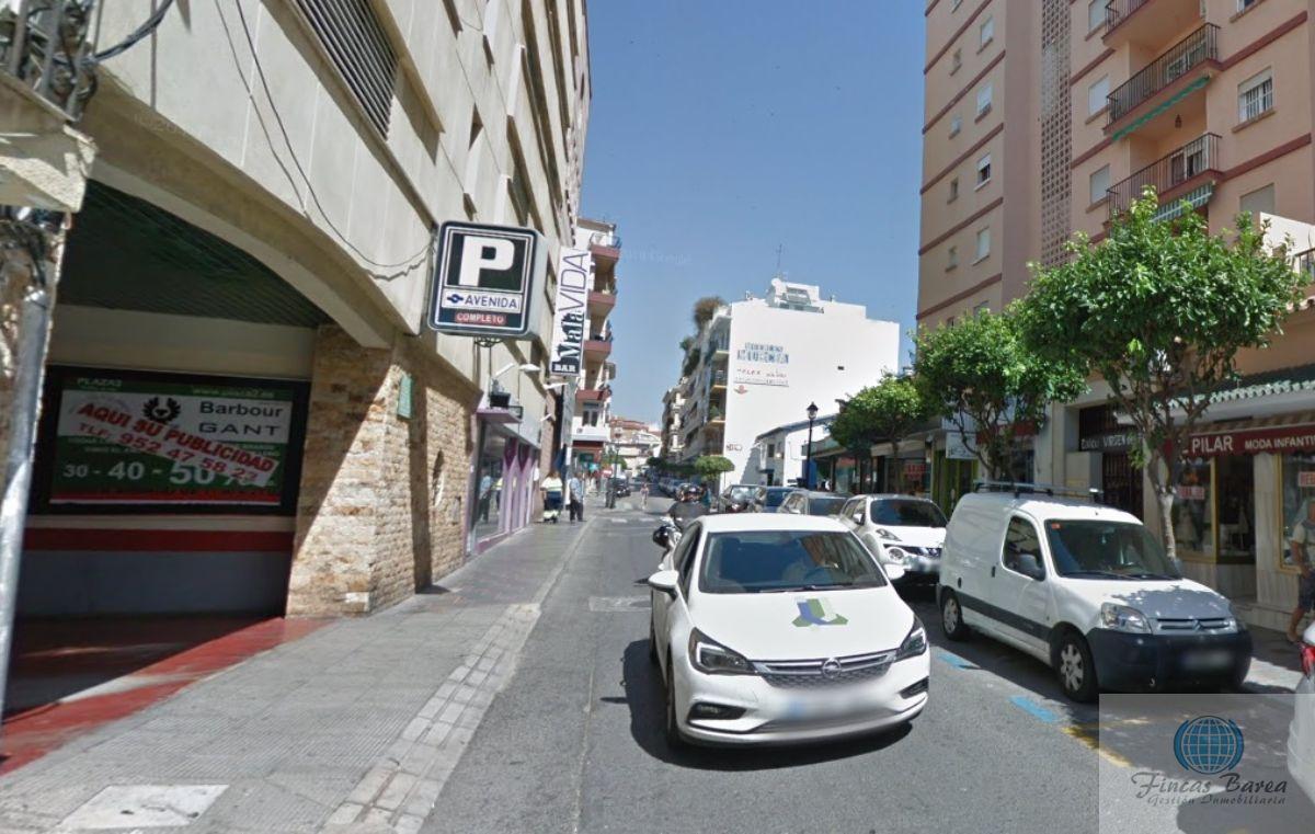 Venta de garaje en Fuengirola