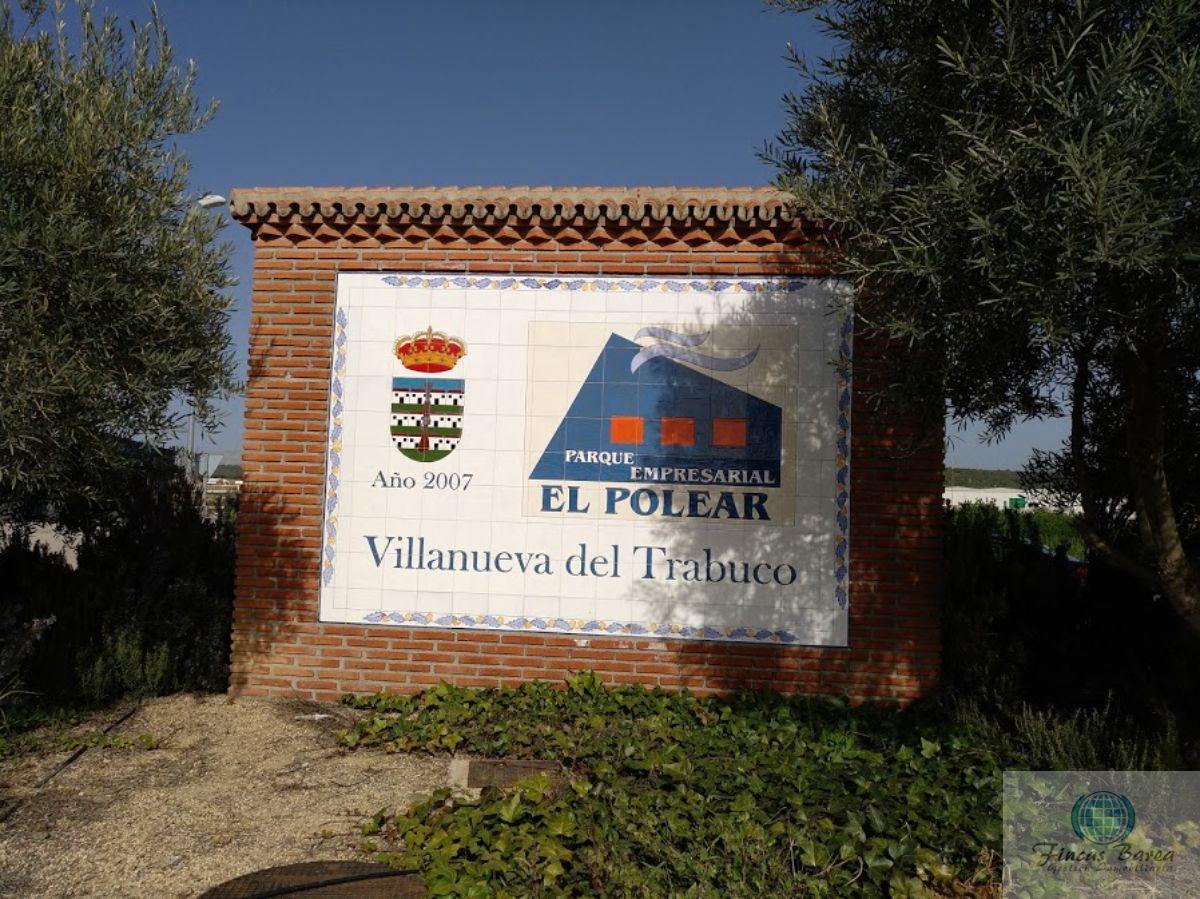 For sale of land in Villanueva del Trabuco