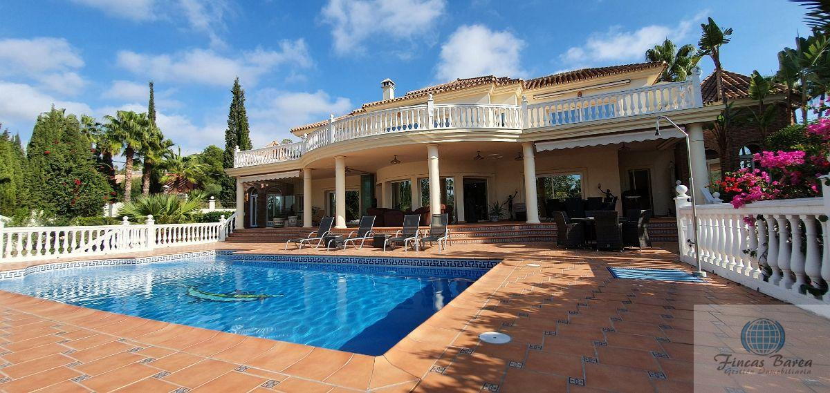 For sale of chalet in Mijas Costa