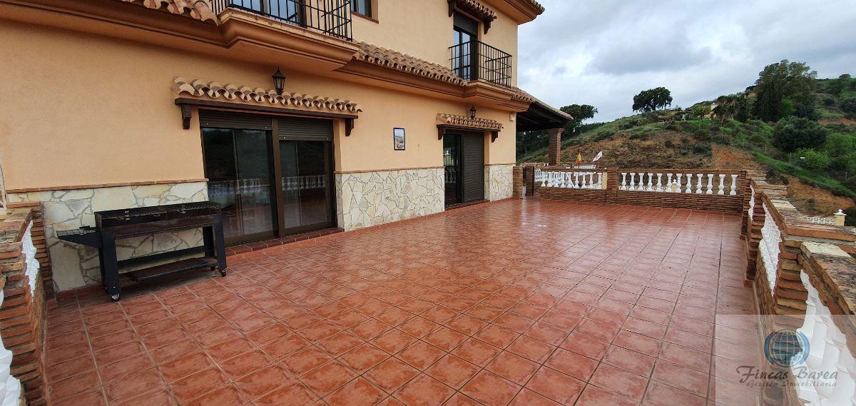 For rent of rural property in Mijas Costa