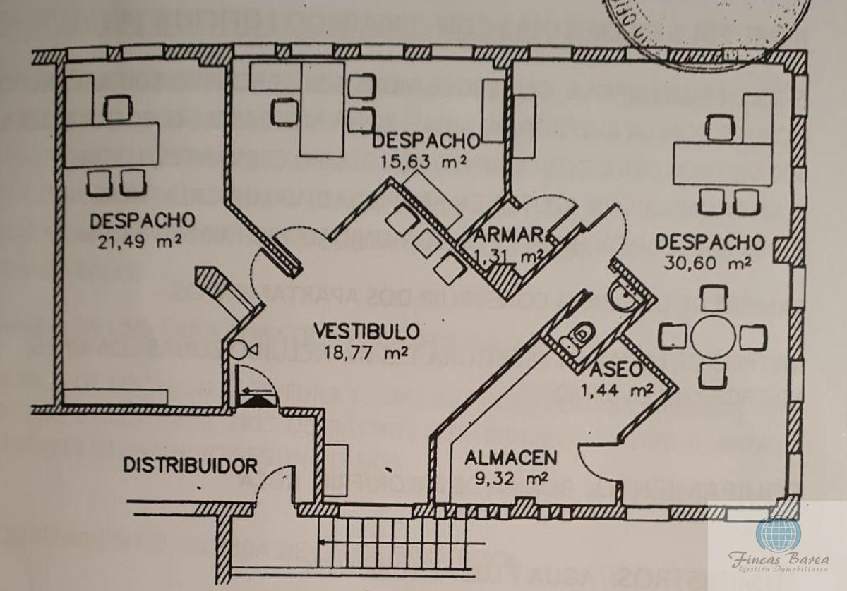 For sale of office in Fuengirola