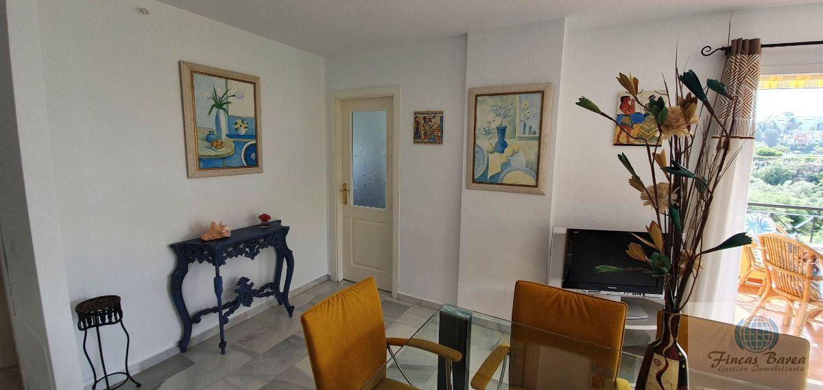 For rent of duplex in Mijas Costa
