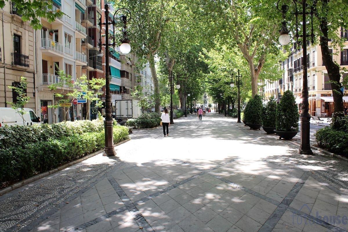 For sale of building in Granada