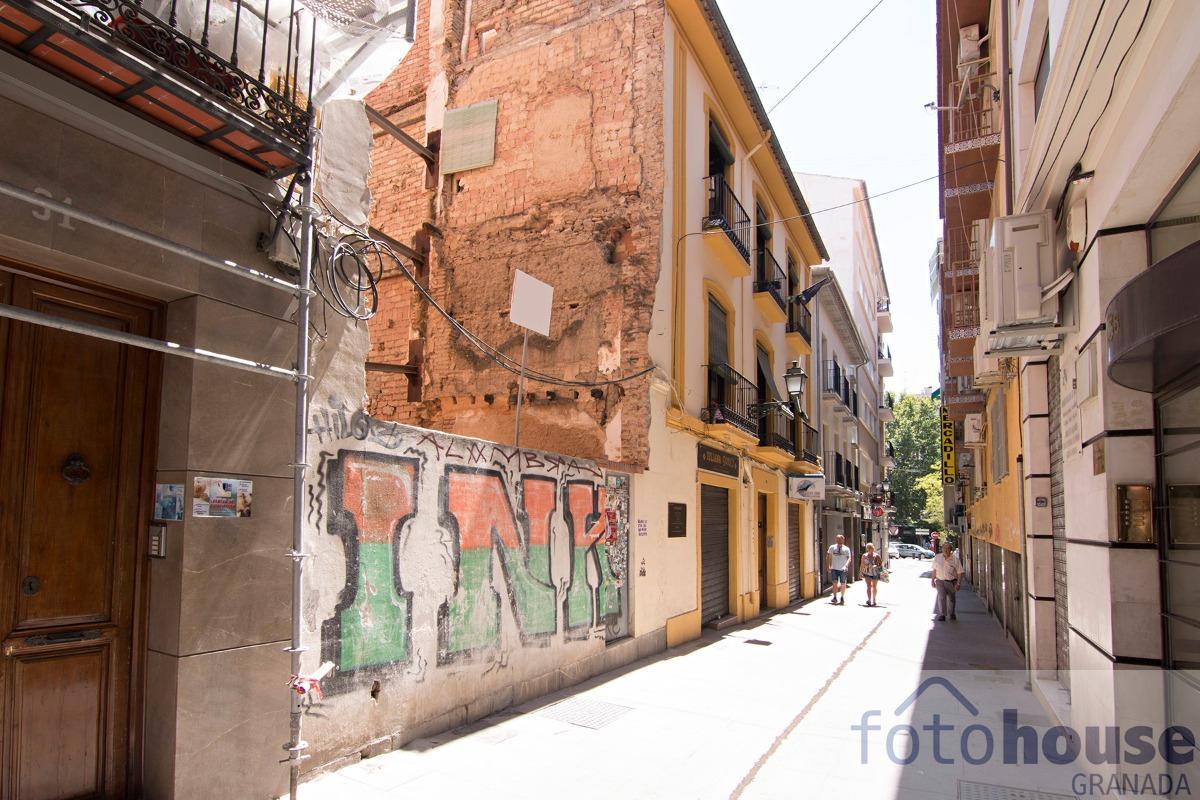 Venta de terreno en Granada
