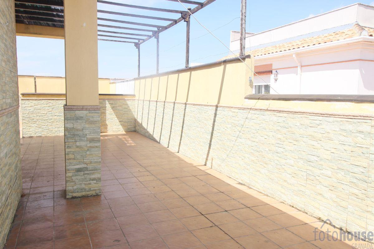 For sale of penthouse in Albolote