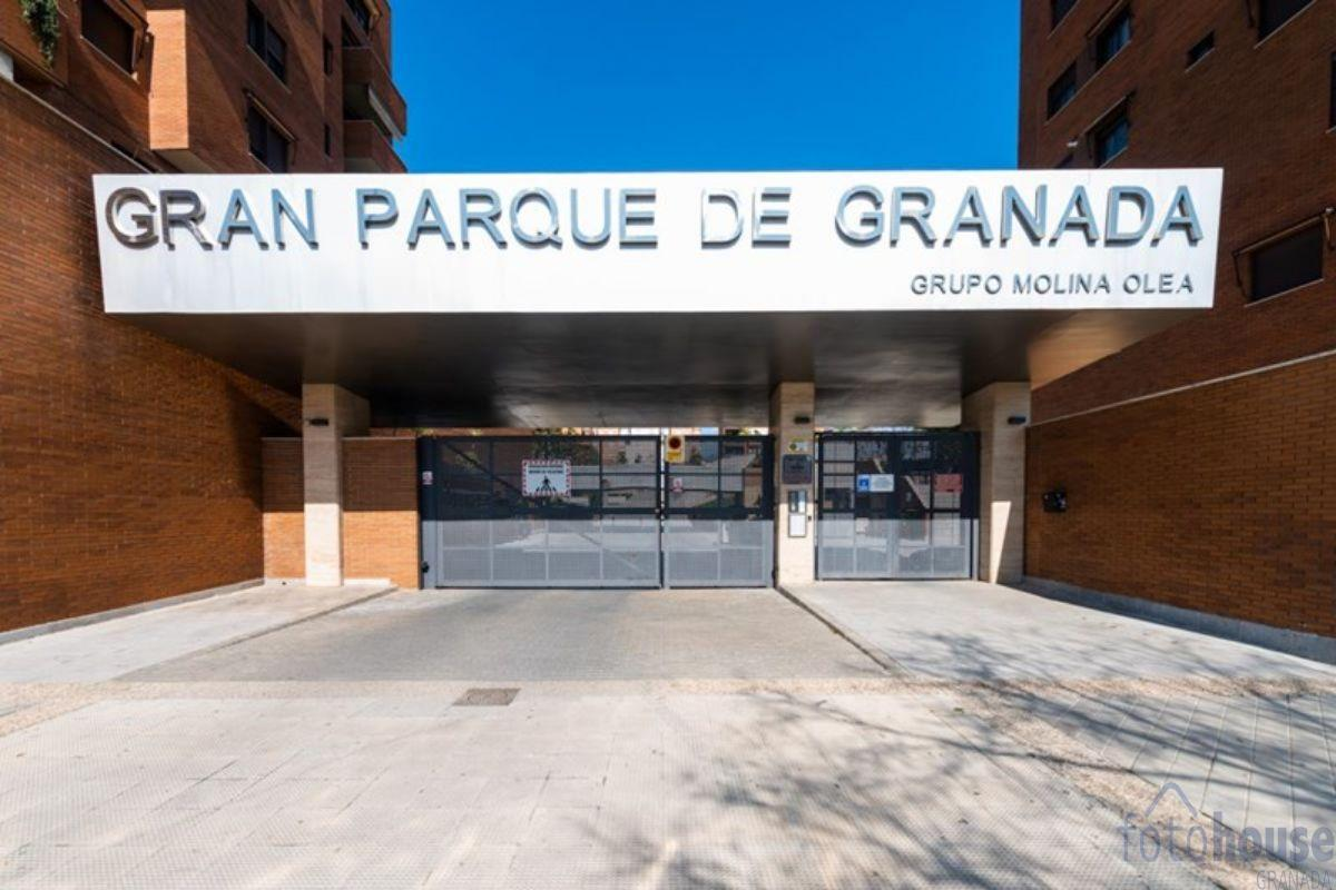 For sale of penthouse in Granada