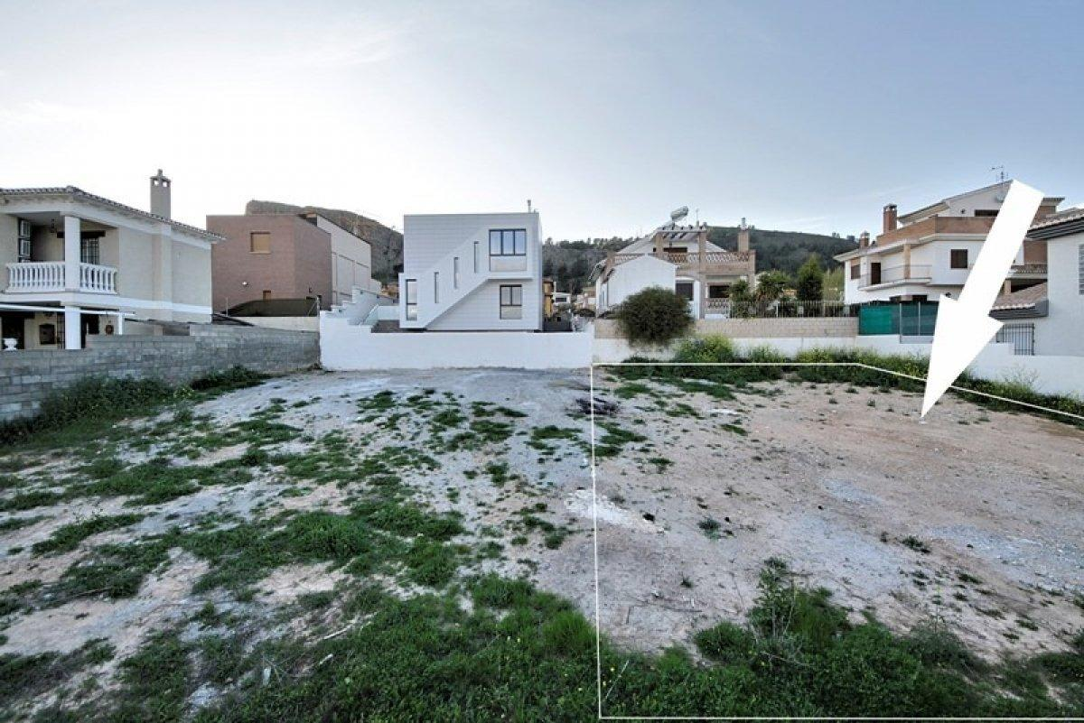 For sale of land in Albolote