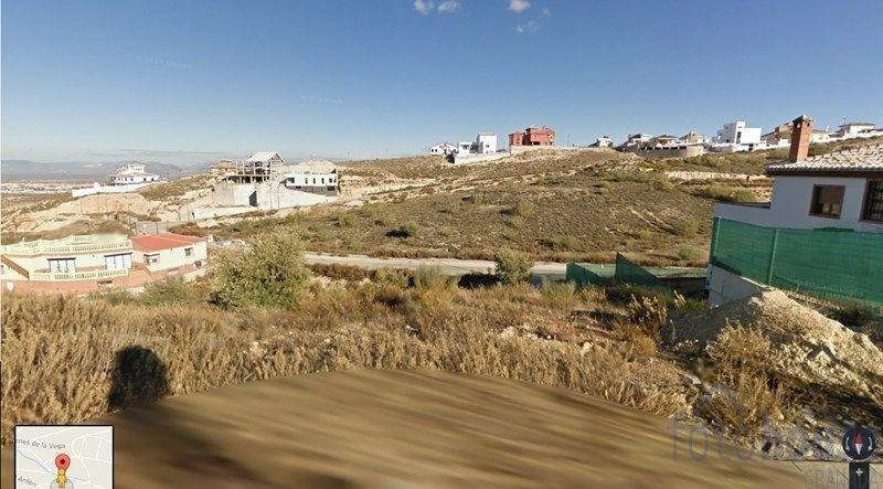 For sale of land in La Zubia