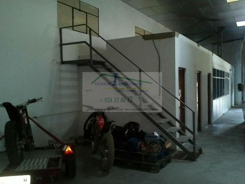 Alquiler de nave industrial en Mérida