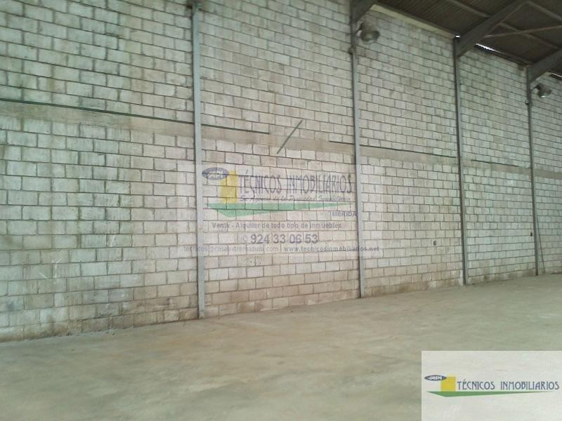 For sale of industrial plant/warehouse in Mérida