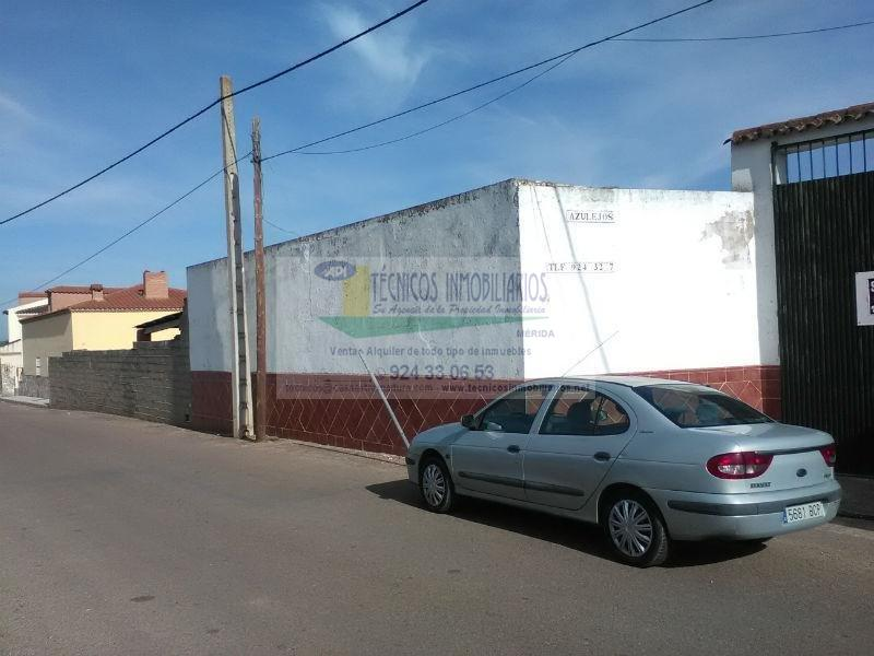 For rent of land in Trujillanos