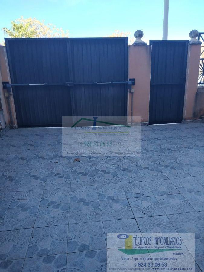 Venta de chalet en Mérida