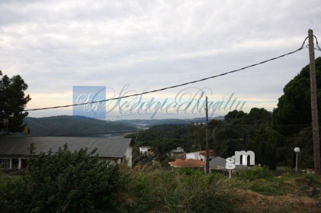 For sale of land in Sant Pol de Mar