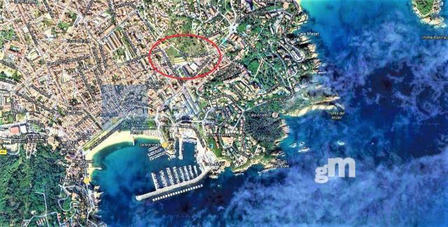 Продажа от   Земельные участки на Sant Feliu de Guíxols