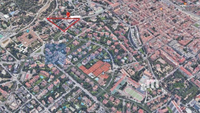 Venta de terreno en Barcelona
