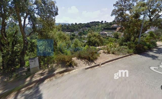 For sale of land in Lloret de Mar