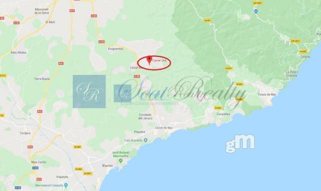 Продажа от   Земельные участки на Lloret de Mar