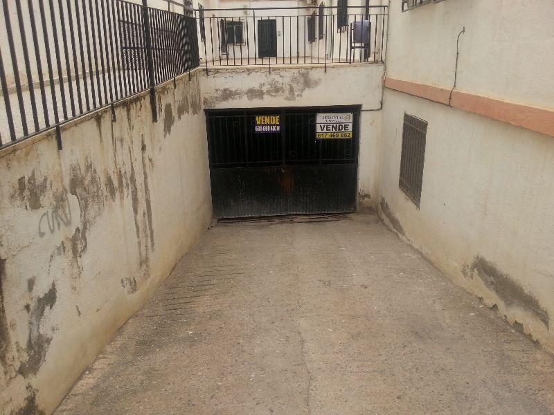 Venta de garaje en Albox